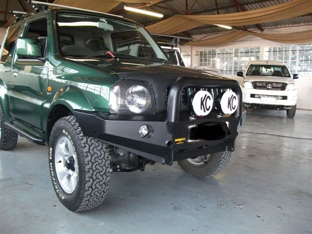 Bull Bar For  Suzuki Jimny